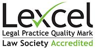 Lexcel Accreditation Quality Mark